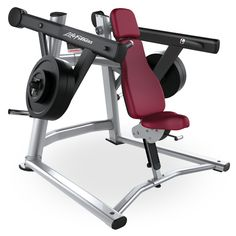 2017 newest style Life brand Shoulder Press / commercial gym machines Best Gym Equipment, No Equipment Workout, Workout Gear, Gym Workouts, Fitness Equipment, Workout Outfits, Workout Tanks, Home Made Gym, At Home Gym