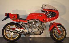 1986 Ducati 900 SS Egli Corsaro Rosso