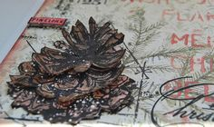 Kath's Blog......diary of the everyday life of a crafter: Tim Holtz Playtime...Day 2