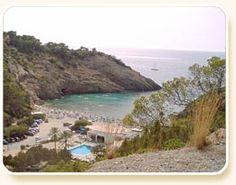 Cala Moli Beach