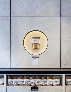 Single Origin Roasters | York Street, Sydney | design by Luchetti Krelle | photography by Michael Wee