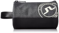 New J.LINDEBERG 2016 Golf Round Pouch JL-912RP Black JAPAN Free Shipping