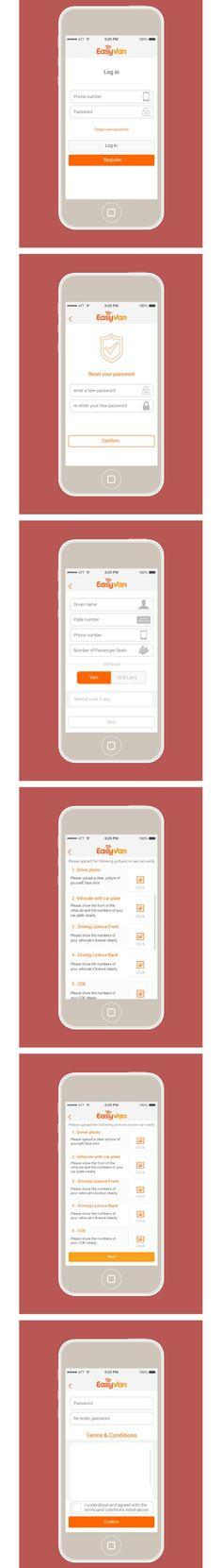Mobile UI Design Inspiration #24