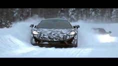 The McLaren Sports Series tested to extremes