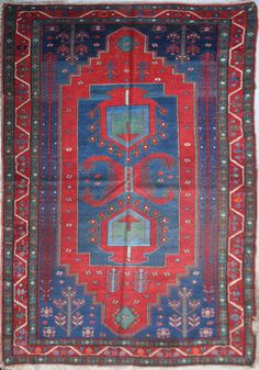 Turkestanian Beshir rug