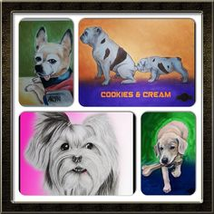 It's the most wonderful time of the year!!!! #Holidays are approaching and Furry Paw is here for all of your gift needs for that special someone in your life  #furrypawlife www.furrypawpics.com #gifts #giftideas #presents #petart #art #love
