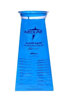 New Medline Blue Emesis Sickness Clean Up Sack Vomit Bag 1000ml 12ct NON80328 | eBay