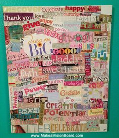 Vision boards are not for adults only. Have you thought of helping your kids make their own gratitude board? It's a great way to introduce them to visualization techniques, and at the same time raise their awareness of all they have to be grateful for.