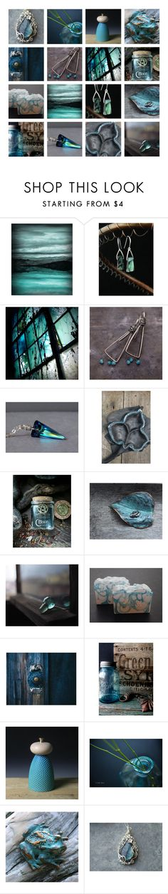 """""""Teal"""" by andreadawn1 ❤ liked on Polyvore"""