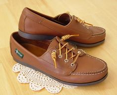 The ever so popular Eastlands..with tight rolled jeans of course ;)