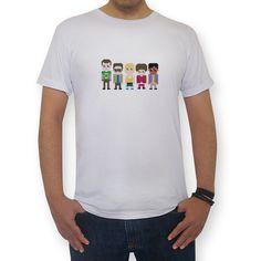 Camiseta The Big Bang Theory de @euerapop   Colab55