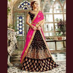 indian pakistani bollywood designer wedding bridal party asian lehenga choli set #Handmade #LehengaCholi