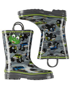 Western Chief Monster Crusher Rain Boots | Carters.com