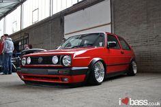 VW Golf Mk2 …