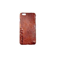 Genuine Exotic Crocodile iPhone 6Plus case #0003