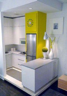 Sjajne ideje za male kuhinje | D&D - Dom i dizajn