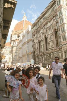FLORENCIA, ITALIA! | Pasaporte Familiar por Gina Viri. Pesca Spinning, Louvre, Florence Italy, Passport