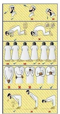 how to make muslim prayer