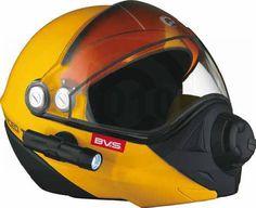 Ski Doo Modular 2 Genuine Helmet From St Boni Motor
