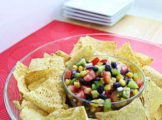 Black Bean Salsa @ Culinary Hill