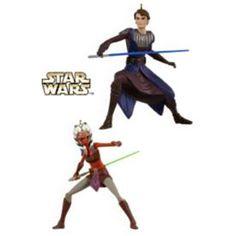 2009 - Anakin Skywalker and Ahsoka Tano