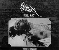 Niden Div. 187 - Towards Judgment (1995)