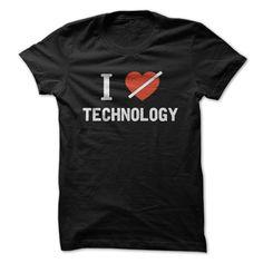 I Don't Love Technology