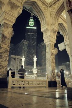 Makkah, Saudi Arabia. Makkah is the holiest city on earth to Muslims. Five times each day, the world's one billion Muslims, wherever they may be, turn to the Holy City of Makkah to pray. And at least once in their lives, all Muslims who are not prevented by personal circumstance perform the Hajj, the pilgrimage to Makkah.