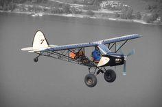 Savage Bobber Airplane