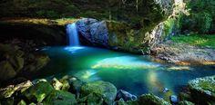 Natural Bridge Gold Coast