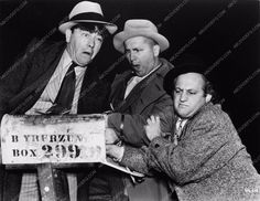 photo Curley The Three Stooges 954-08