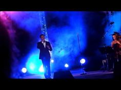 Marios Frangoulis-Di 'efhon-Live in Forrest Theater Thessaloniki   04.07.2013