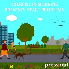 Exercise in the morning prevents your body from several heart related problems. #morning #healthtech #exercise #heartsafe #startup #life #enjoy #safety #health #app #healthcare #technology #medical #medicalcare #emergency #love #follow #like #friends #my #security Register at: www.press.red