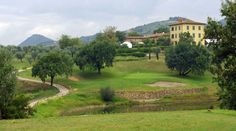 Montecatini Golf Course – Hole #18