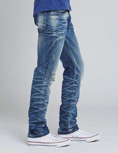 PRPS - Wilt Jeans | Demon Fit | Selvedge Denim