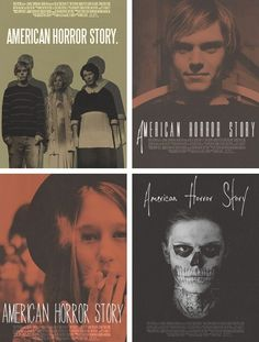 American Horror Story: Murder House the guy that is all of the seasons of American horror story is so cute