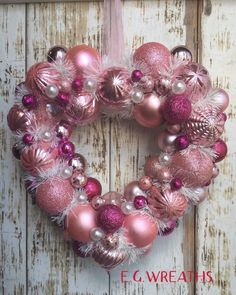Your place to buy and sell all things handmade Valentines Hearts, Valentine Day Wreaths, Valentine Day Crafts, Valentine Decorations, Be My Valentine, Lighted Wreaths, Tinsel Garland, Mesh Wreaths, Perfect Gift For Mom