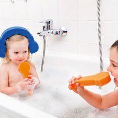 #sponges #children #kids #fun #bath Kinderschwämme Rock Star bestehend aus Kopfhörern und Mikro.