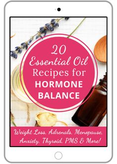 Get Rid of PCOS Naturally: 7 Steps To Start Using Today - Menopause Weightloss Foods To Balance Hormones, Balance Hormones Naturally, Essential Oils For Pain, Clary Sage Essential Oil, Pcos, Menopause Symptoms, Fatigue Symptoms, Menopause Relief, Adrenal Fatigue