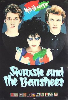 Siouxsie and the Banshees...