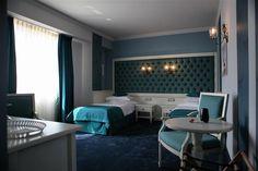 Camera in stil mediteranean @ Boutique Hotel Simfonia ****