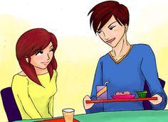Как найти девушку, если вы очень стеснительный