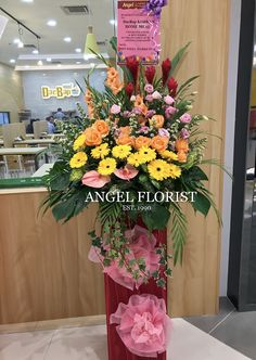 #Congratulations #BestWishes #Official #Openings #AnniversaryCeremony #开幕 #祝福 #开张花 #开幕典礼 #Fresh #Flower #JohorBahru #Johor #JohorJaya #Florist #小天使花屋 #AngelFloristGiftCentre #新山花店 #花店 #新山 #柔佛 #Wechat #WhatsApp 010-6608200