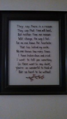 Loss of a loved one, loss of a child, death of a friend, coping with loss, suicide by CustomSignsbyDeeDee on Etsy Death Quotes For Loved Ones, Loss Of A Loved One Quotes, First Love Quotes, Quotes About Death, Missing Quotes, Loss Quotes, Sad Quotes, Inspirational Quotes, Qoutes