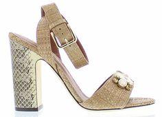 Dolce Gabbana paglia snake sandals Euro595