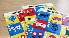 Een lange autotrip met het gezin of een lange busreis met de klas? Met een spelletje bingo maak je het aangenamer. Download bingokaarten.