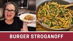 Frugal, Stroganoff Recipe, Carne Picada, Pasta, Ground Beef Recipes, Japchae, Delish, Soup, Yummy Food