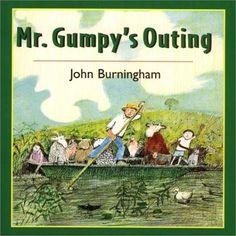 Mr. Gumpy's Outing Board Book by John Burningham, http://www.amazon.com/dp/0805066292/ref=cm_sw_r_pi_dp_MEi8ub0GDFJ96