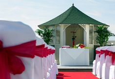 Stunning views of the beautiful British seaside at the Bournemouth Highcliff Marriott Hotel. Here comes the bride. Punch And Judy, Hotel Wedding Venues, British Seaside, Stunning View, Beautiful, My Perfect Wedding, Unique Hotels, Marriott Hotels, Bournemouth