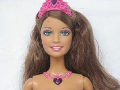 Diamond Castle Alexa Nude Barbie Doll Brunette Hispanic Rare Barbie Fairytopia, Fashion Dolls, Barbie Dolls, Castle, Nude, Drop Earrings, Diamond, Ebay, Castles